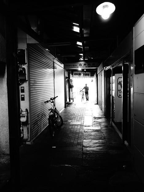 横浜橋商店街界隈 (横浜市南区真金町)