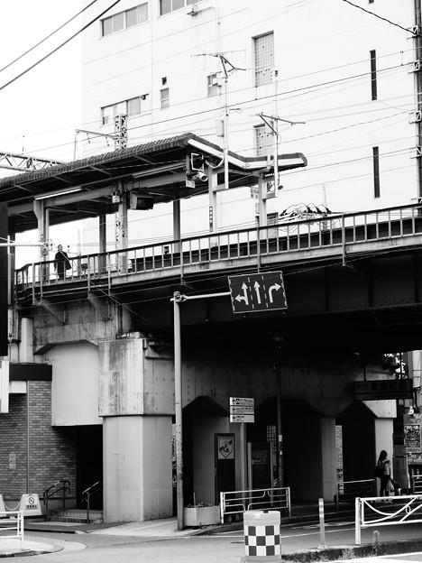 京急黄金町駅 (横浜市南区白金町)