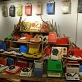 Photos: ポータブル・レコード・プレイヤー展 (世田谷区太子堂)