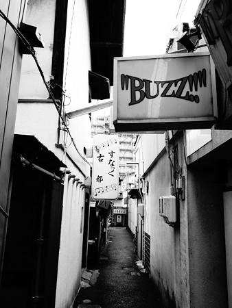 うら町界隈 (長野県松本市女鳥羽)