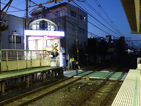 埼京線十条駅 (北区上十条)