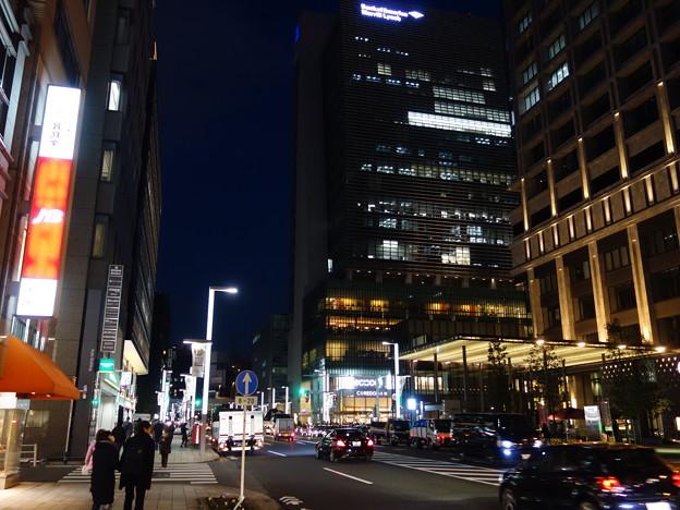 中央通り (中央区日本橋)