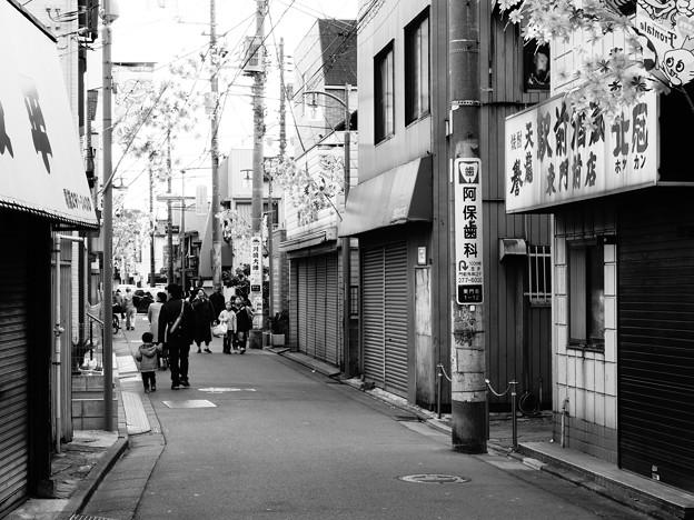 写真: 東門前駅界隈 (川崎市川崎区東門前)
