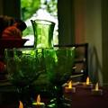 写真: ハロウィン・山手西洋館 毒入りグラス。