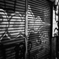 Photos: 古臭いレンズで古臭い高架下を(02)