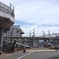 愛宕踏切 広島市南区猿猴橋町