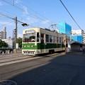 広電天満橋 西詰 広島電鉄 700形 広島市西区天満町
