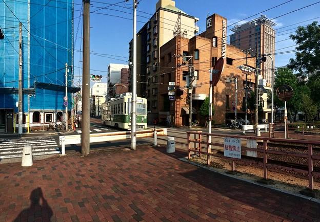広電天満橋 東詰 広島市中区堺町2丁目 - 小網町