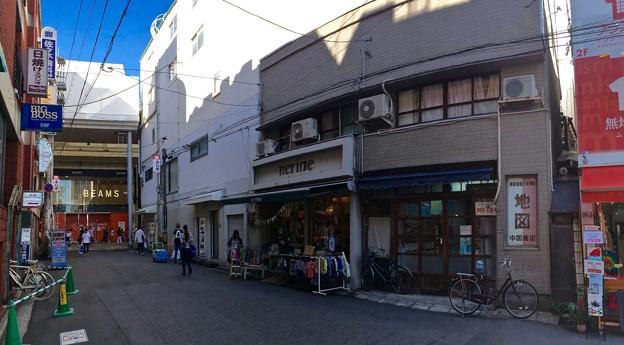 昭和8年創業 地図専門 中国書店 広島市中区本通