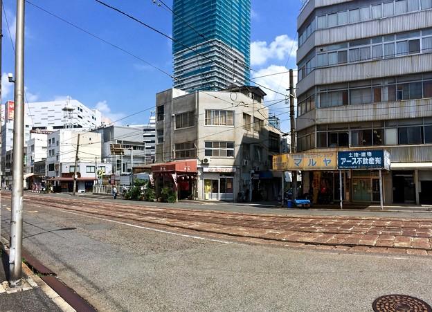 広島市南区猿猴橋町 - 荒神町 2016年9月9日