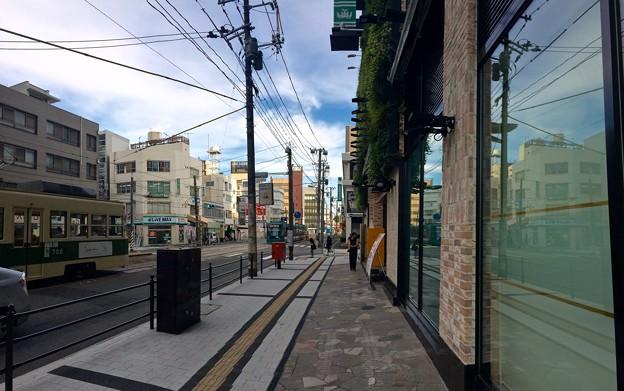 ナショナル会館 横 猿猴橋通り手前 広島市南区猿猴橋町