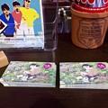 Photos: この世界の片隅に メッセージカード 広島市中区立町 ジェラート工房ポーラーベア