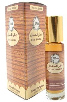Attar Sandal (attar は香水、sandal は白檀。合わせて「白檀の香水」)