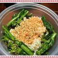 Photos: 鮭菜の花ちらし