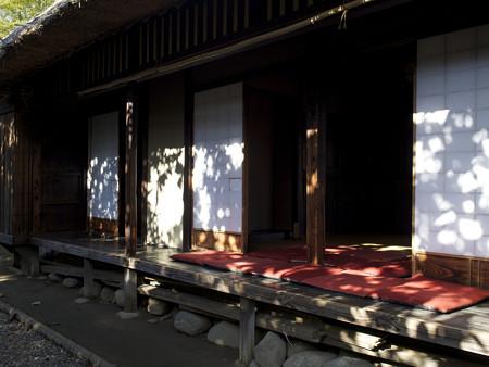 旧加藤家縁側