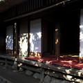 写真: 旧加藤家縁側