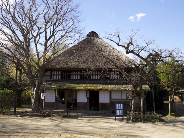 旧城田家(スナップモード)