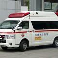 736 川崎市消防局 井田救急車
