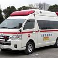 726 川崎市消防局 幸救急車