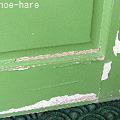 写真: 玄関扉