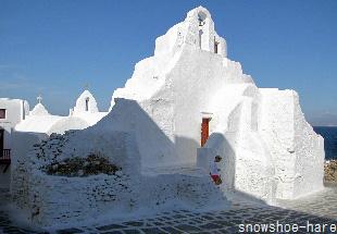 Photos: 白い教会