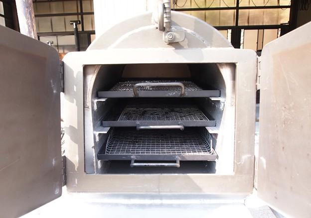 薪で焼くピザ  012