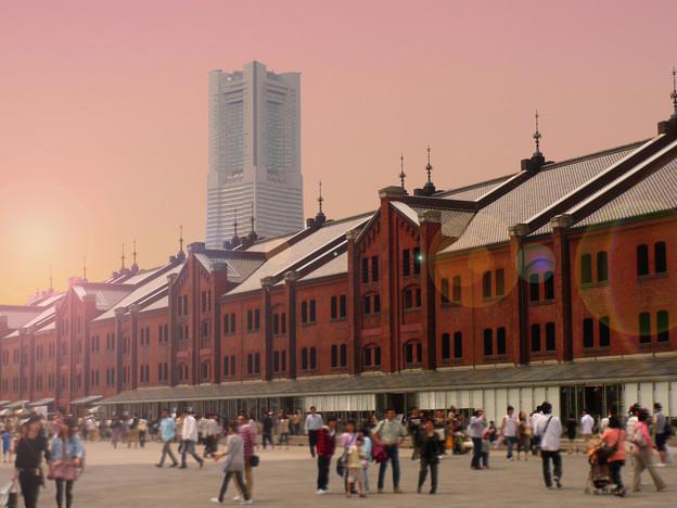 Photos: 赤レンガ倉庫 2