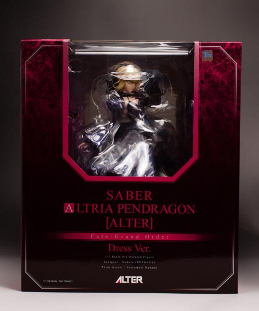 _IMG0322 : お買い物『セイバー/アルトリア・ペンドラゴン』 アルター