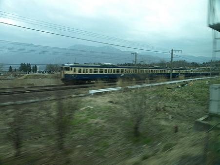 小海線キハE200の車窓6