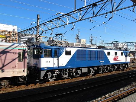 EF64-1010+マニ50-2186(八王子駅)8