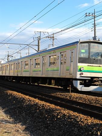 205系横浜線(成瀬界隈)6