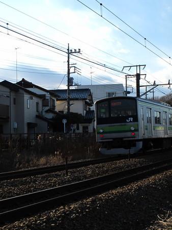 205系横浜線(成瀬界隈)7