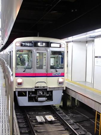京王線(京王新宿駅)