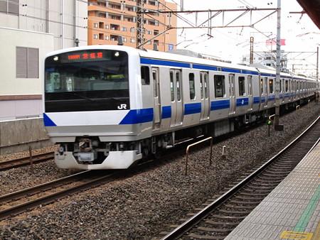 E531系(亀有駅)