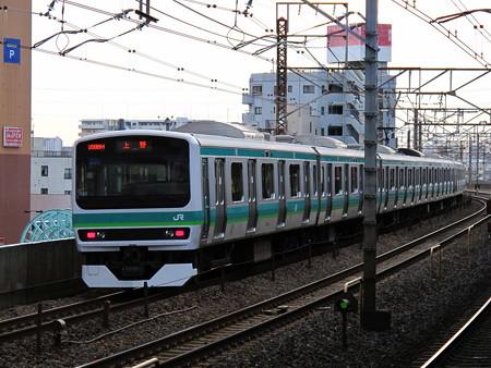 E231系(亀有駅)