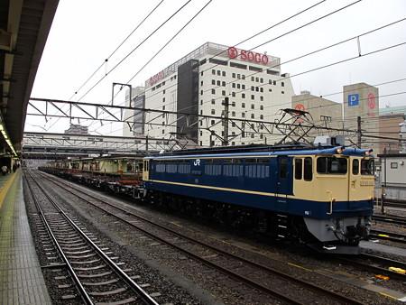 EF65-1107+チキ(八王子駅)3