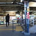 写真: 大月駅