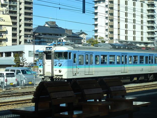写真: 上諏訪駅1