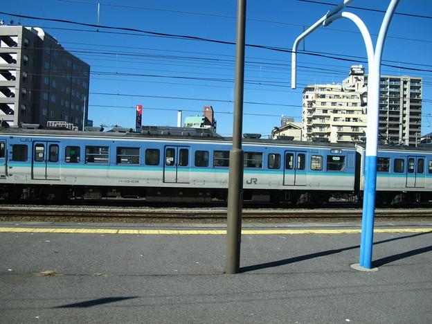 写真: 上諏訪駅3