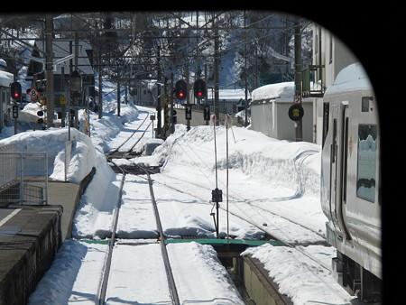 大糸線キハ52-156後方車窓3