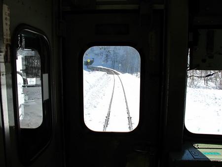 大糸線キハ52-156後方車窓8