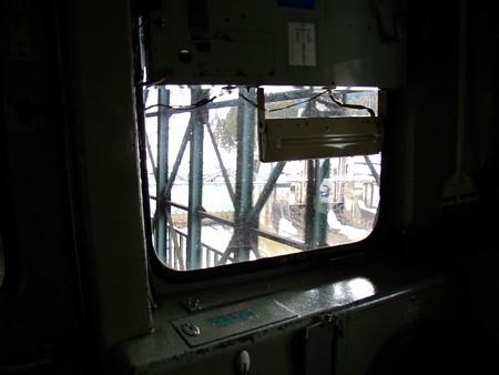 大糸線キハ52-156後方車窓27