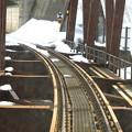 写真: 大糸線キハ52-156後方車窓34
