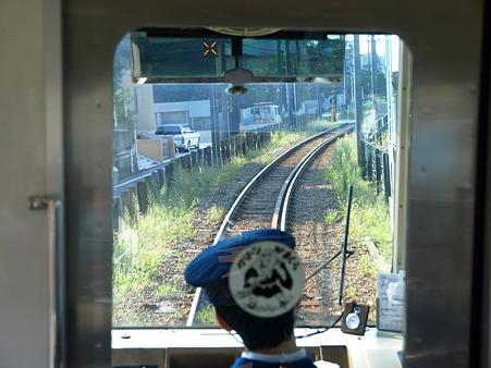 江ノ電車窓(柳小路駅→鵠沼駅)1