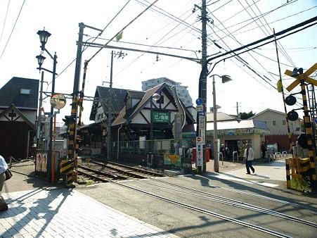 江ノ島駅15