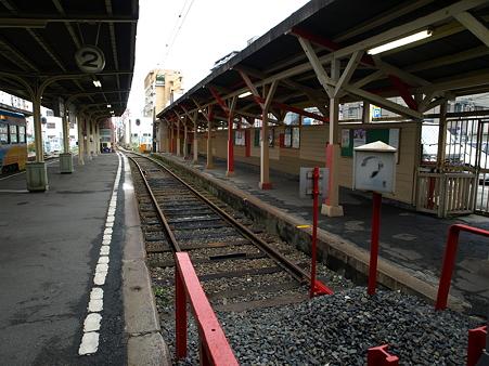 恵美須町駅構内3