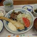 5月30日夕食(蒲郡競艇場職員食堂)
