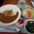 2月20日夕食(蒲郡競艇場職員食堂)
