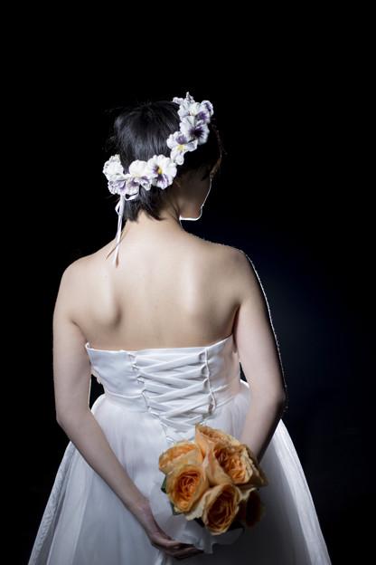 まだ見ぬ花嫁