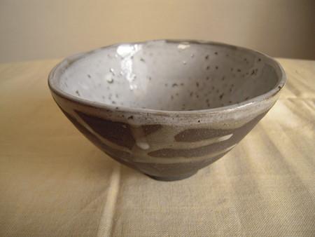 黒茶碗16